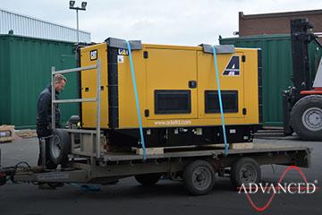 Christmas Diesel_Generator