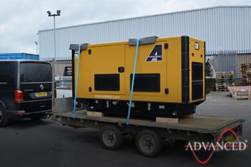 Diesel Christmas Generator