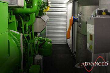 Diesel bespoke Generator
