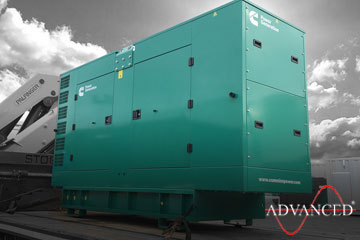 diesel generators for clean horse power