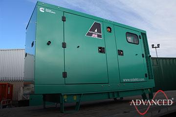 Mericape Diesel_Generator