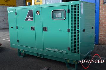 Diesel Mericape Generator