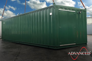 ADVANCED Designed & Bbuilt Modular Switchgear Enclosure