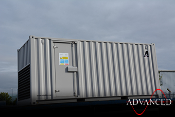 Perkins 140kVA Acoustic Enclosed Genset