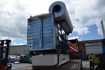 Perkins 25kVA Silent Diesel Generator