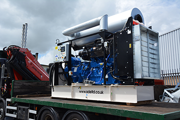 25kVA Perkins Silent Diesel Generator
