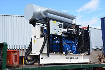Perkins 25kVA Diesel Generator