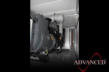 Perkins 250kVA Generator