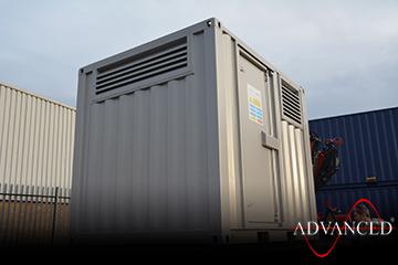 Perkins_25kva_diesel_generator_containerised