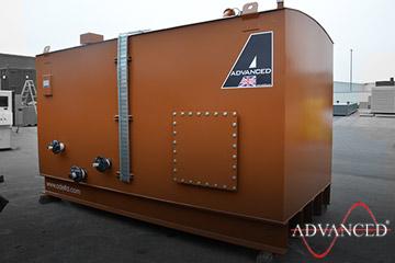 Diesel_Generator_Sewage_Works