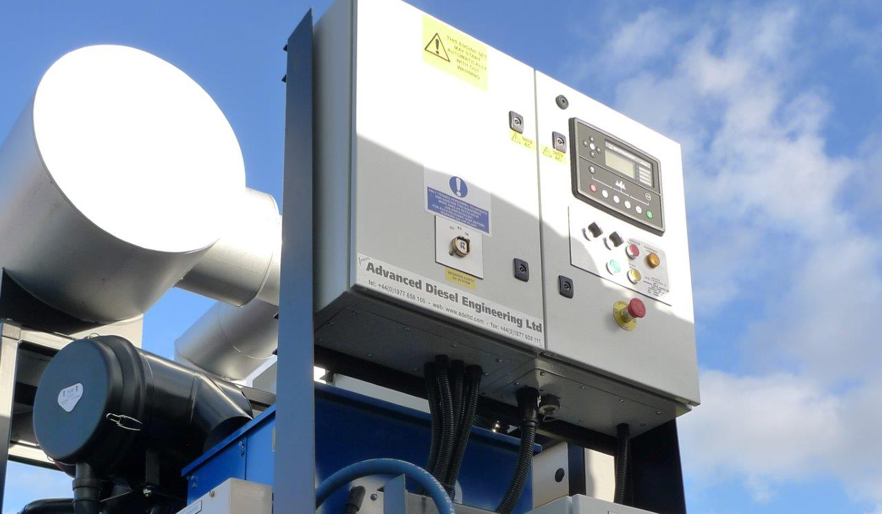Telecoms Diesel Power