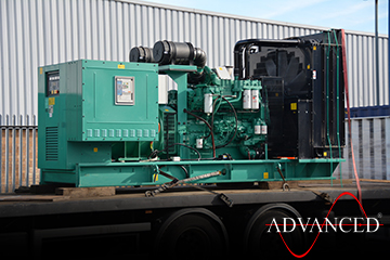 Cummins 1100kVA Open Generator