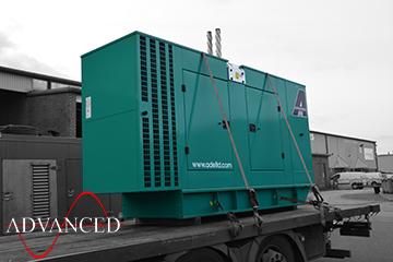 cummins_C200kva_enclosed_diesel_generator