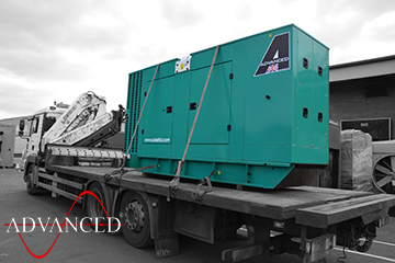 cummins_C200kva_enclosed_generator