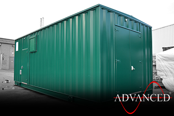 high_low_switchgear_container