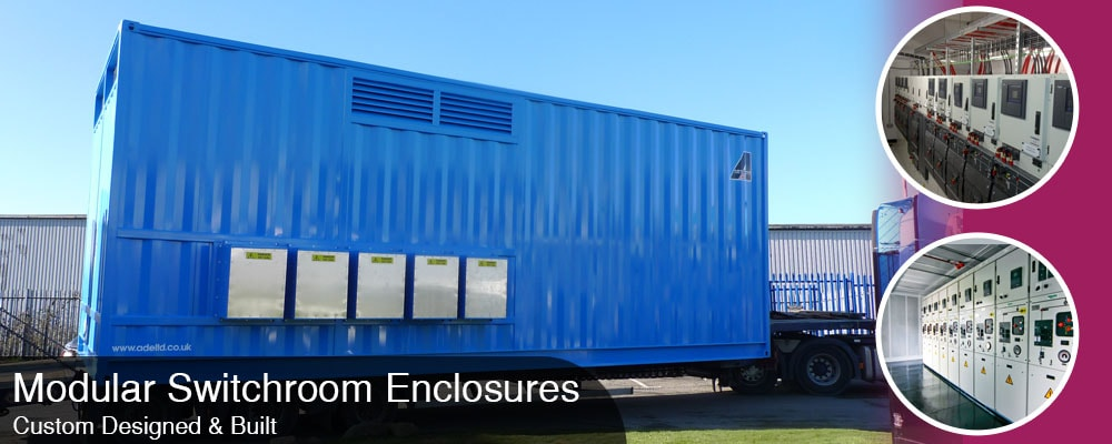 Modular Equipment Housing