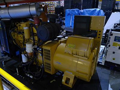 660kVA Olympian Perkins Generator