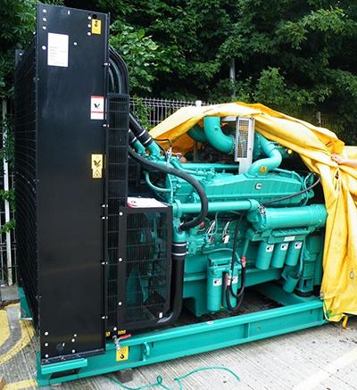 825kVA Cummins Newage Diesel Generator