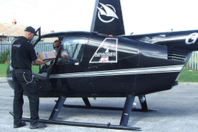 ade company helicopter