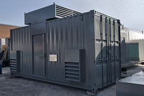 20 foot containerised rotary converters