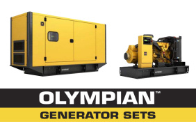 caterpillar olympian generators