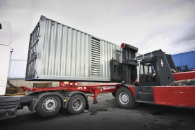40 foot containerised generator