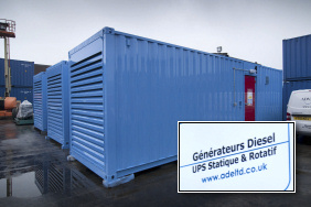 data centre generators