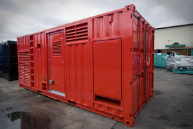Refurbished generator