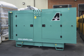 Cummins 110kVA generator for emergency lighting power