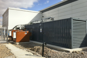 1100kva Data Centre Installation