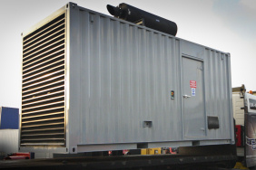 Free issued generator container