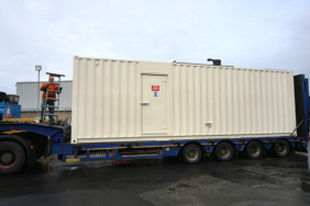 Generator for UK Supermarket Chain