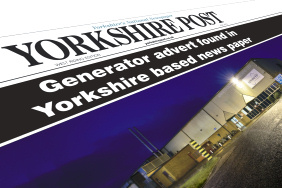 Yorkshire Post Advert