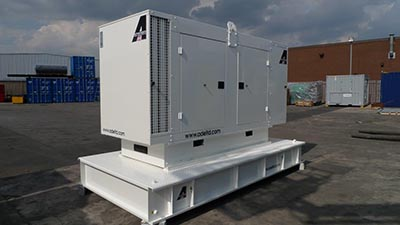 250kVA Enclosed Cummins