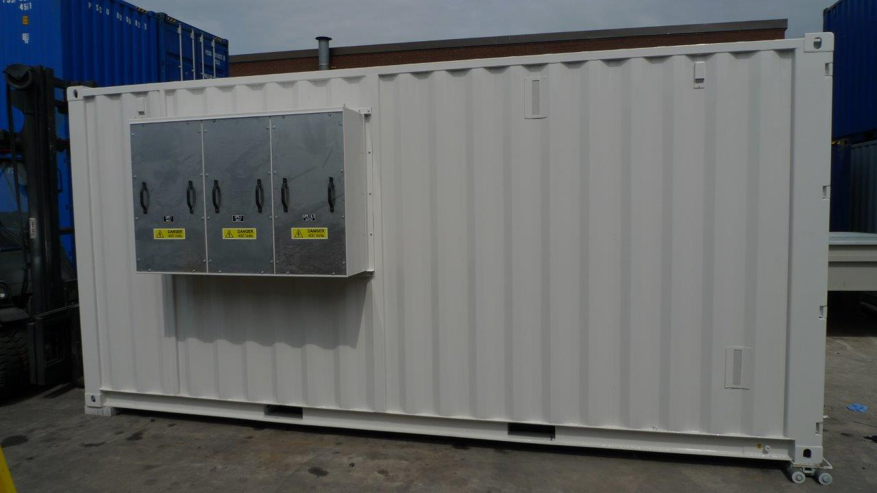 Containerised UPS