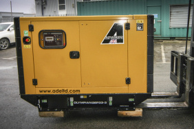 33kVA generator for domestic use
