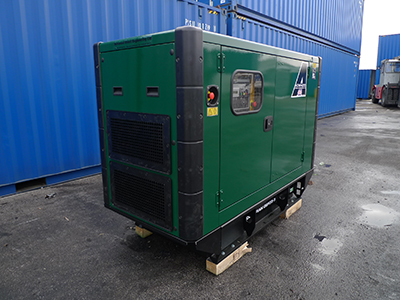 Re Sprayed Cat 33kVA
